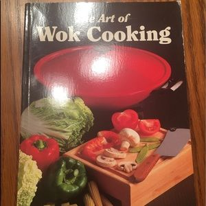 Art of Wok Cooking